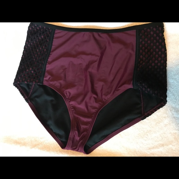 Swimsuits For All Other - Women's high waisted swim bottom